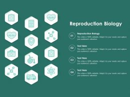 Reproduction Biology Ppt Powerpoint Presentation File Background Image
