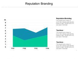 Reputation Branding Ppt Powerpoint Presentation Ideas Portfolio Cpb