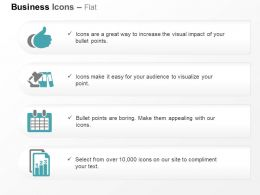 Reputation Management Case Study Events Page Rank Ppt Icons Graphics