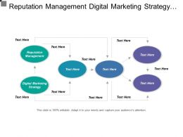 Reputation Management Digital Marketing Strategy Assemblies Line Pricing Techniques Cpb
