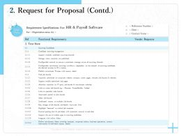 Request For Proposal Contd Critical Dates Ppt Powerpoint Presentation Styles Structure