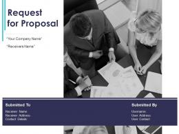 Request For Proposal Powerpoint Presentation Slides