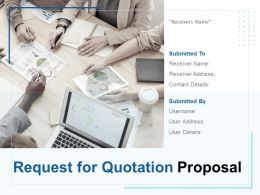 Request For Quotation Proposal Powerpoint Presentation Slides