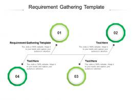 Requirement Gathering Template Ppt Powerpoint Presentation Infographic Template Design Cpb