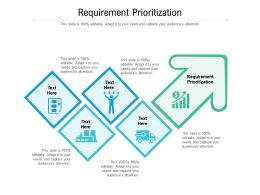 Requirement Prioritization Ppt Powerpoint Presentation Show Outline Cpb