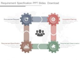 Requirement Specification Ppt Slides Download