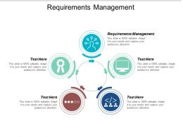 Requirements Management Ppt Powerpoint Presentation Gallery Maker Cpb