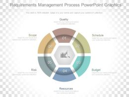 Requirements Management Process Powerpoint Graphics