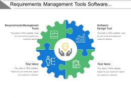Requirements Management Tools Software Design Tool Change Management
