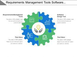 Requirements Management Tools Software Design Tool Change Management