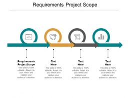 Requirements Project Scope Ppt Powerpoint Presentation Professional Mockup Cpb