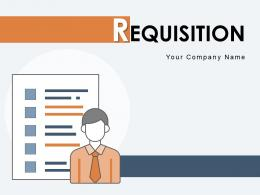 Requisition Executive Product Customer Procurement Services Document