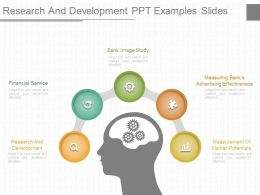 Research And Development Ppt Examples Slides