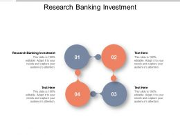 Research Banking Investment Ppt Powerpoint Presentation Professional Pictures Cpb