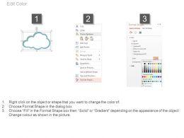 66600935 Style Technology 1 Cloud 5 Piece Powerpoint Presentation Diagram Infographic Slide