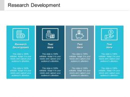 Research Development Ppt Powerpoint Presentation Styles Information Cpb