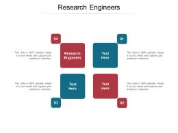 Research Engineers Ppt Powerpoint Presentation Slides Styles Cpb