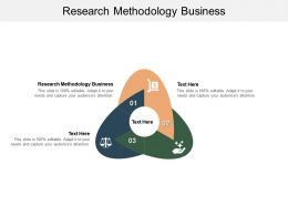 Research Methodology Business Ppt Powerpoint Presentation Layouts Designs Download Cpb