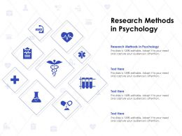 Research Methods In Psychology Ppt Powerpoint Presentation Outline Graphic