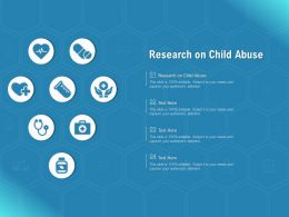 Research On Child Abuse Ppt Powerpoint Presentation Professional Example File