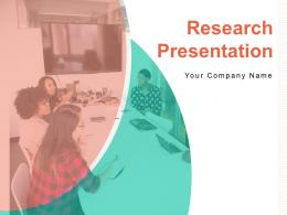 Research Presentation Business Methodology Introduction Analysis Marketing Magnifying Glass
