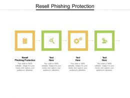 Resell Phishing Protection Ppt Powerpoint Presentation Pictures Show Cpb