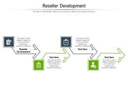 Reseller Development Ppt Powerpoint Presentation Inspiration Objects Cpb