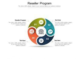 Reseller Program Ppt Powerpoint Presentation Portfolio Icon Cpb