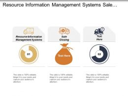Resource Information Management Systems Sale Closing Advertising Sales