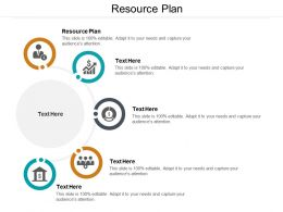 Resource Plan Ppt Powerpoint Presentation Pictures Designs Download Cpb