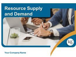 Resource Supply And Demand Economic Business Financial Decisions Cost