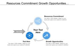 Resources Commitment Growth Opportunities Growth Challenges Development Process