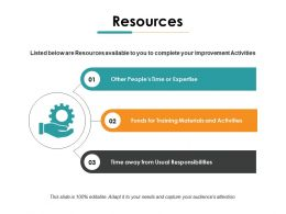 Resources Ppt Icon Graphics Download