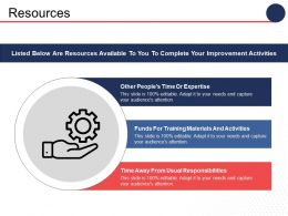Resources Ppt Infographics Infographic Template