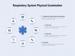 Respiratory System Physical Examination Ppt Powerpoint Presentation Gallery
