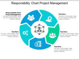 Responsibility Chart Project Management Ppt Powerpoint Presentation Model Templates Cpb