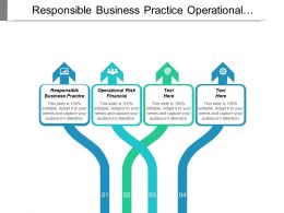 Responsible Business Practice Operational Risk Financial Digital Experience Management Cpb