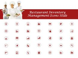 Restaurant Inventory Management Icons Slide Ppt Powerpoint Presentation Inspiration