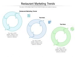 Restaurant Marketing Trends Ppt Powerpoint Presentation Graphics Template Cpb