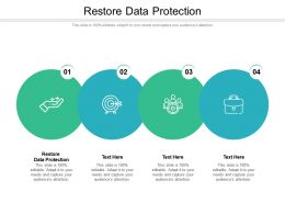 Restore Data Protection Ppt Powerpoint Example Introduction Cpb