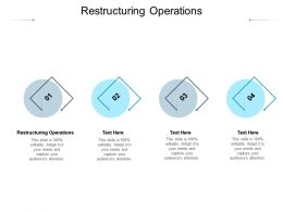 Restructuring Operations Ppt Powerpoint Summary Background Images Cpb
