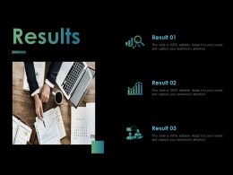 Results Ppt Powerpoint Presentation File Show