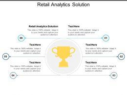 Retail Analytics Solution Ppt Powerpoint Presentation Inspiration Ideas Cpb