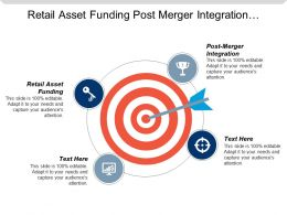Retail Asset Funding Post Merger Integration Revenue Cycle Management Cpb