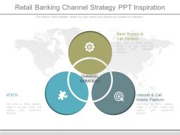Retail Banking Channel Strategy Ppt Inspiration