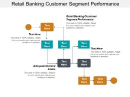 Retail Banking Customer Segment Performance Adequate Nutrient Intake Cpb