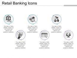 Retail Banking Icons