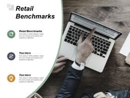 Retail Benchmarks Ppt Powerpoint Presentation File Graphics Pictures Cpb