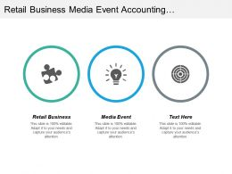 Retail Business Media Event Accounting Management Project Management Cpb