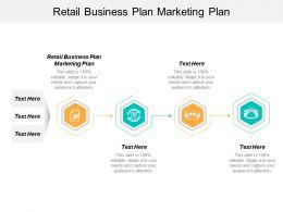 Retail Business Plan Marketing Plan Ppt Powerpoint Presentation Professional Microsoft Cpb